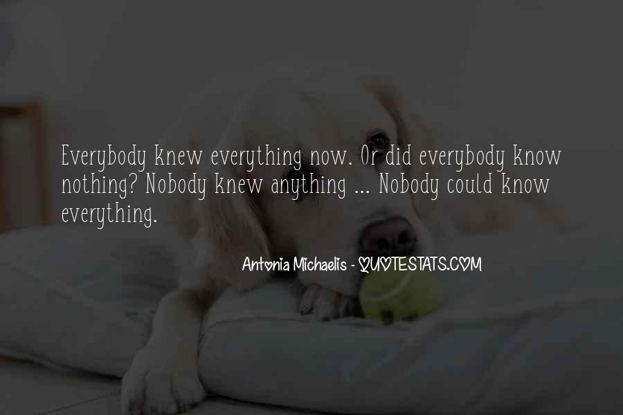 Quotes About Michaelis #189730
