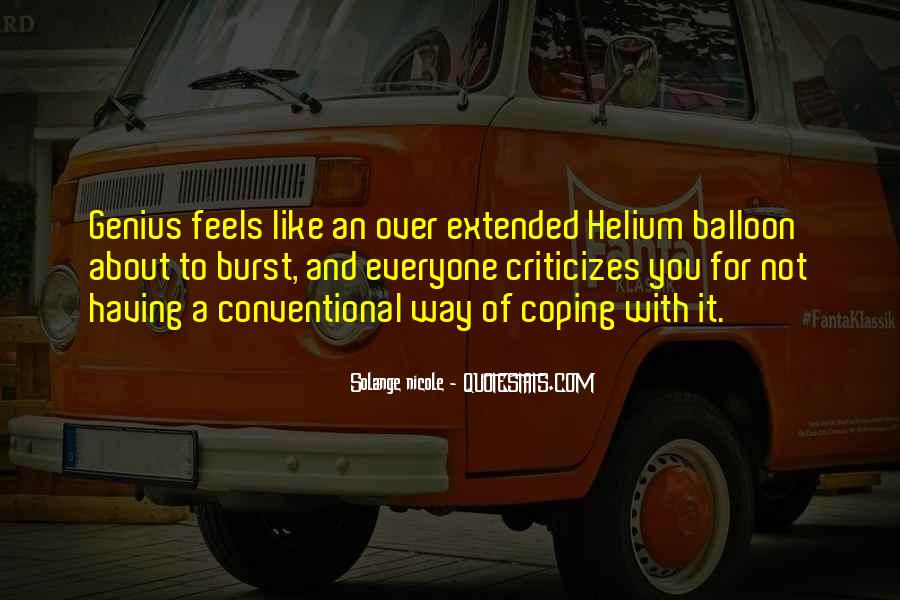 Balloon Burst Quotes #1017735