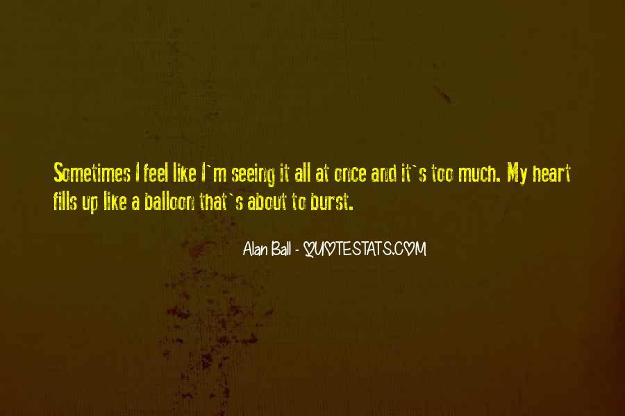 Balloon Burst Quotes #1864013