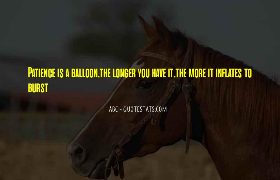 Balloon Burst Quotes #746993