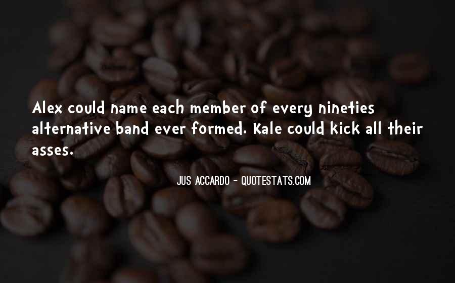 Band Name In Quotes #128440