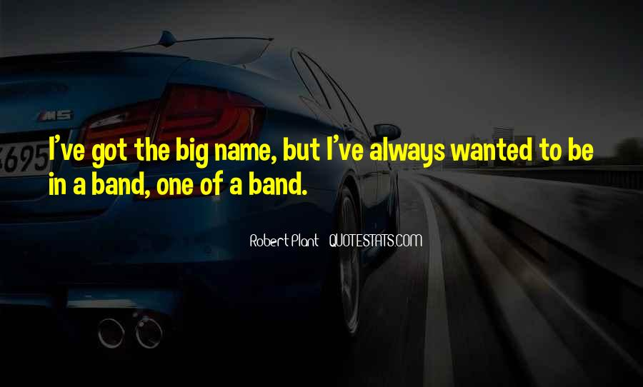Band Name In Quotes #1380741