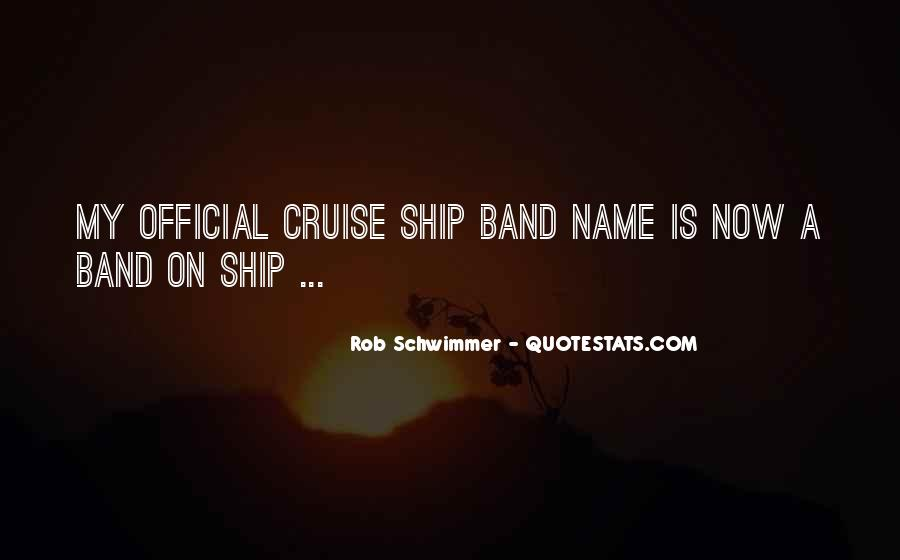 Band Name In Quotes #1757322