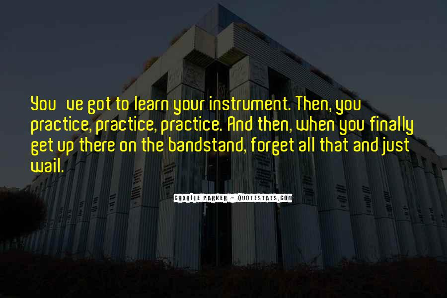 Bandstand Quotes #160008