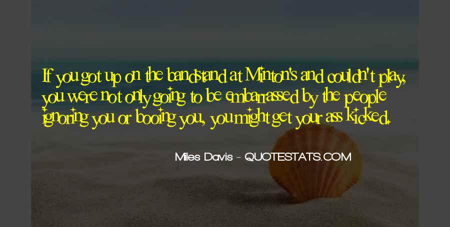 Bandstand Quotes #348104