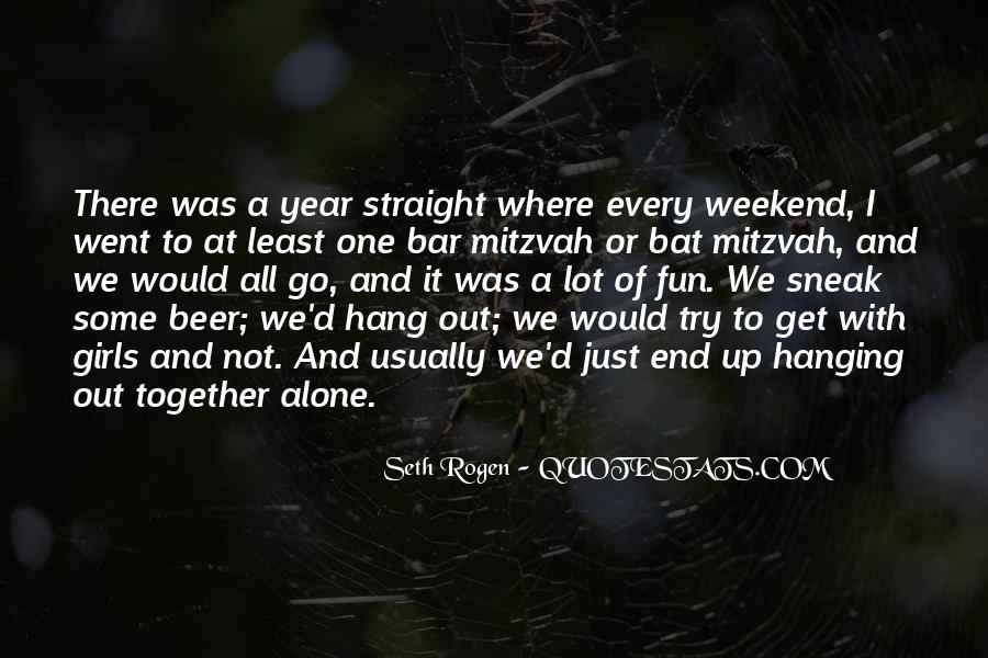 Bar Bat Mitzvah Quotes #1636541