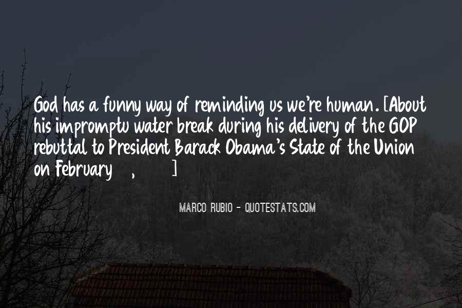 Barack Obama Funny Quotes #1000570