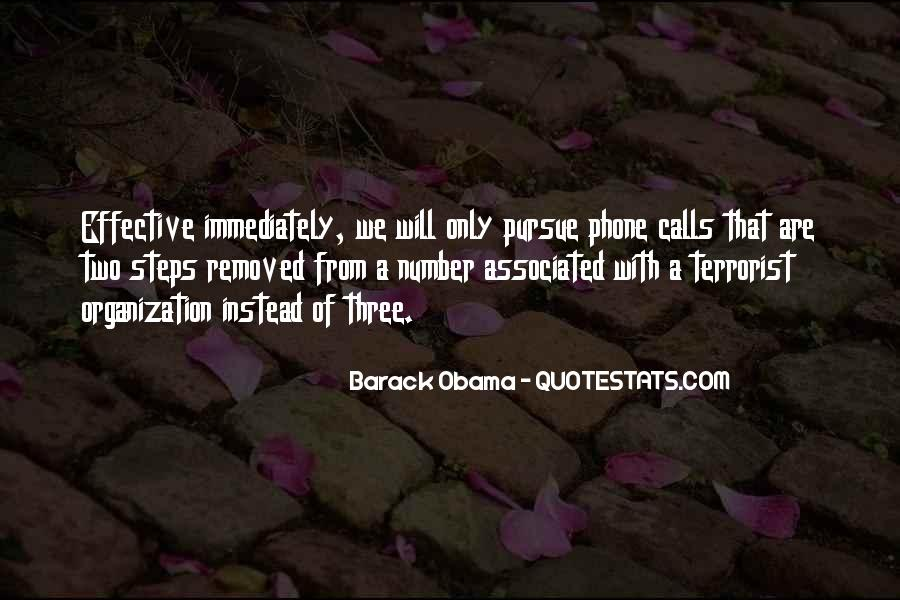 Barack Obama Nsa Quotes #1117229