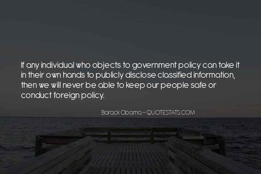 Barack Obama Nsa Quotes #1159371