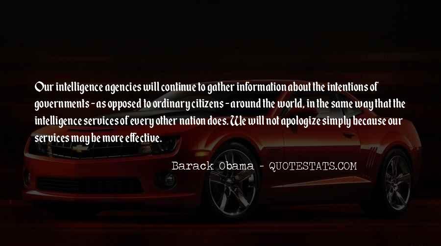 Barack Obama Nsa Quotes #1164601