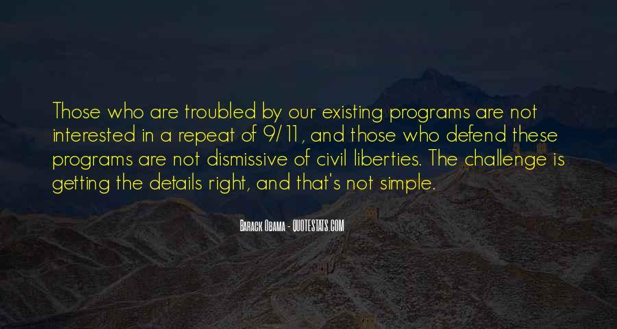 Barack Obama Nsa Quotes #535496