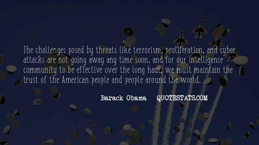 Barack Obama Nsa Quotes #558989