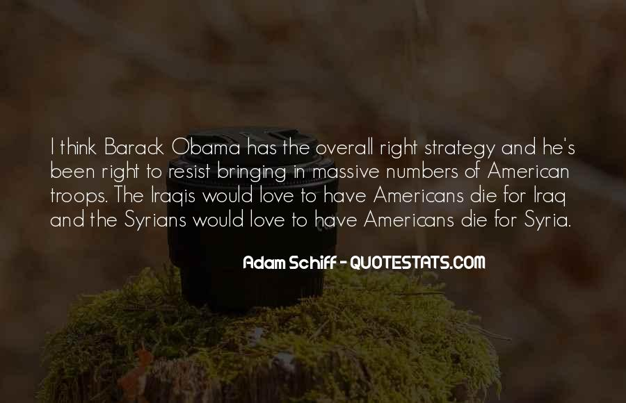 Barack Obama Syria Quotes #1406909