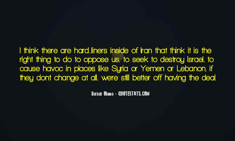 Barack Obama Syria Quotes #1480706