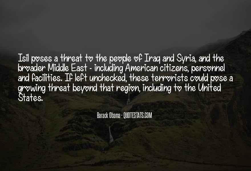 Barack Obama Syria Quotes #800443