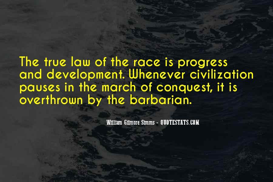 Barbarian Way Quotes #120842