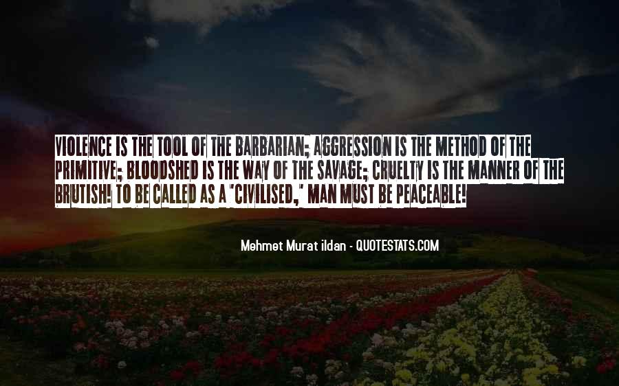 Barbarian Way Quotes #1350051