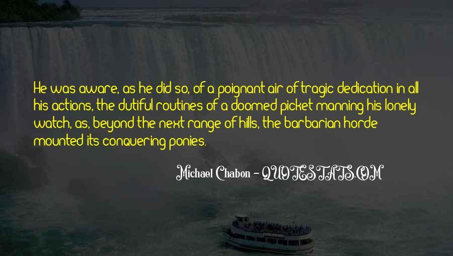 Barbarian Way Quotes #164488