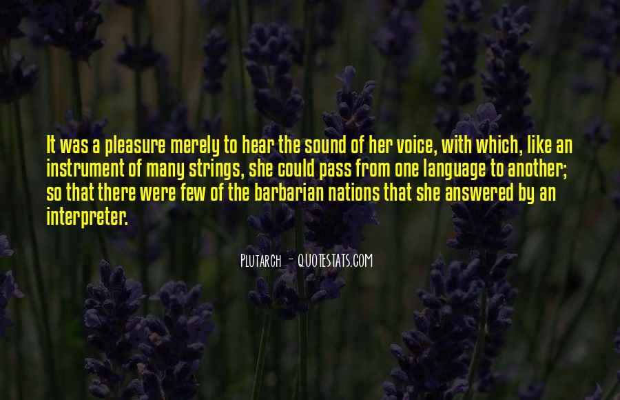 Barbarian Way Quotes #296172