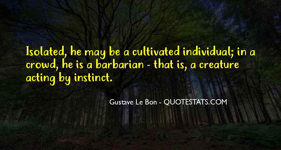 Barbarian Way Quotes #301656