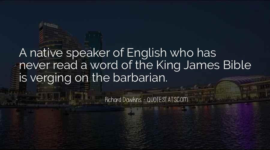 Barbarian Way Quotes #313813