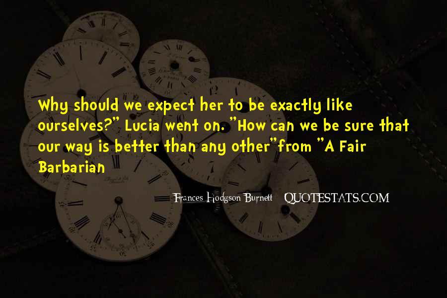 Barbarian Way Quotes #324152