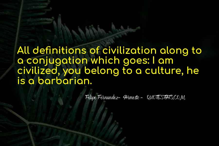 Barbarian Way Quotes #445576