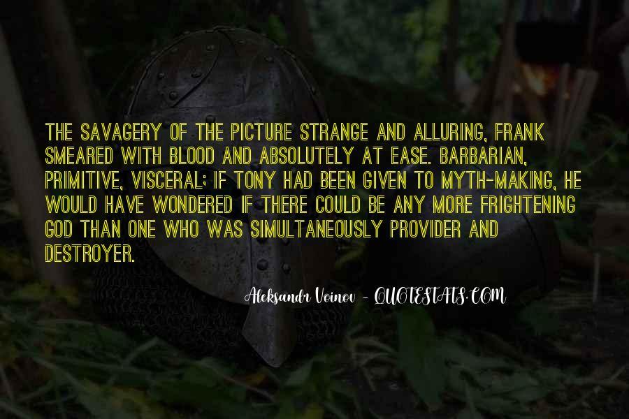 Barbarian Way Quotes #63314