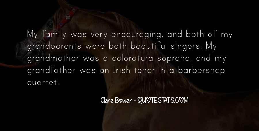 Barbershop Quartet Quotes #105378