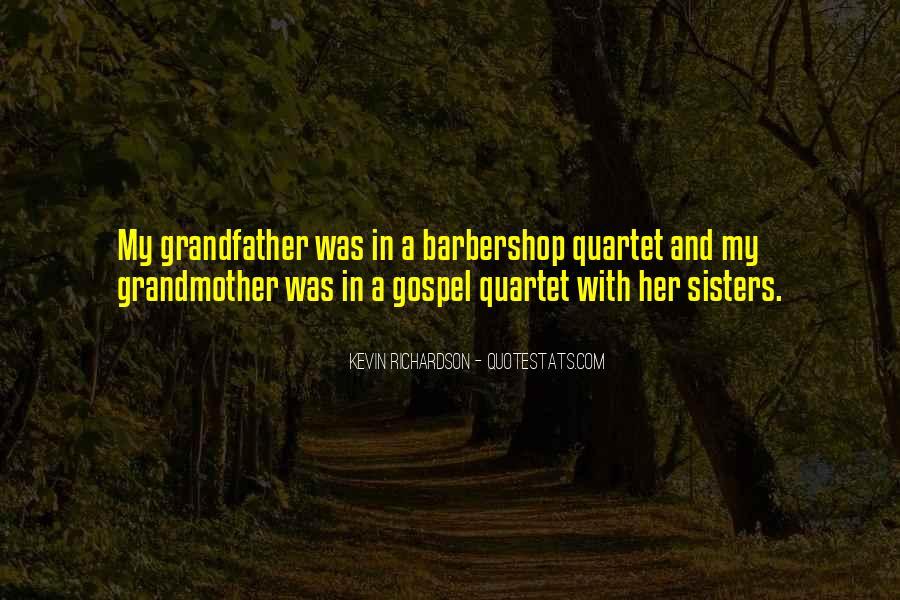 Barbershop Quartet Quotes #651553