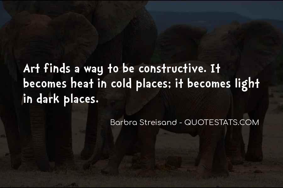 Barbra Streisand The Way We Were Quotes #205639