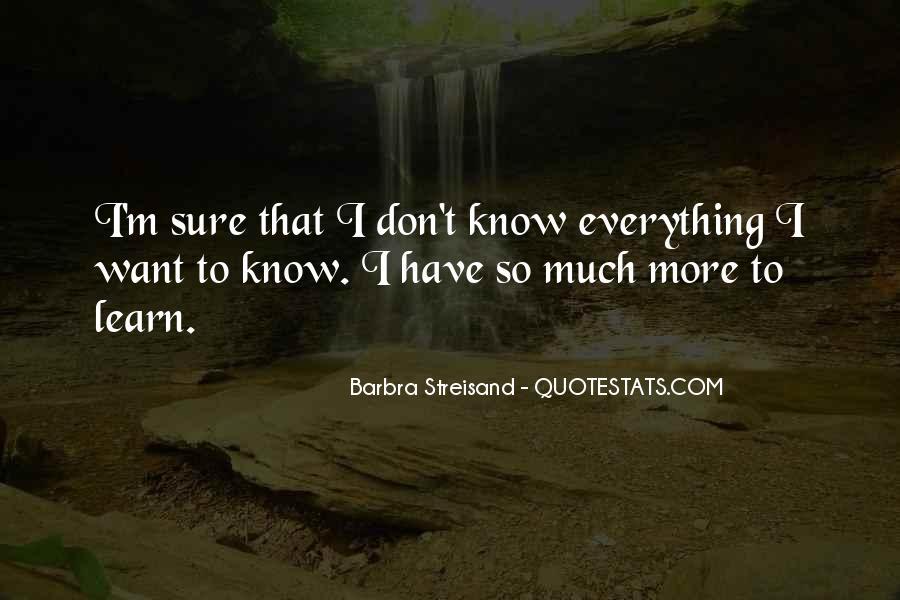 Barbra Streisand The Way We Were Quotes #237485