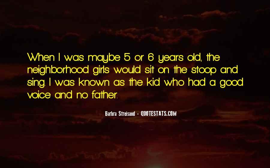 Barbra Streisand The Way We Were Quotes #251272