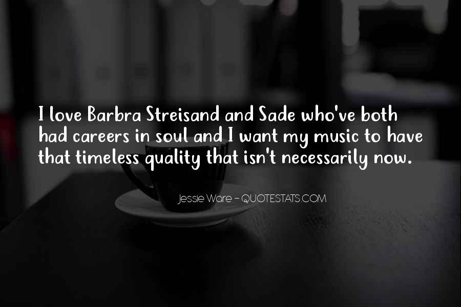 Barbra Streisand The Way We Were Quotes #256021