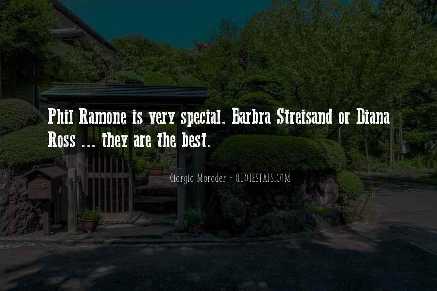 Barbra Streisand The Way We Were Quotes #265065