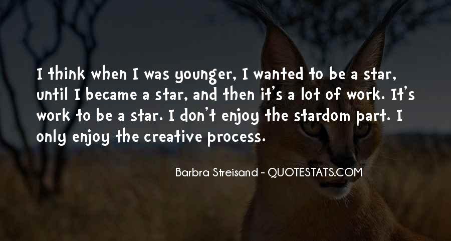 Barbra Streisand The Way We Were Quotes #3455