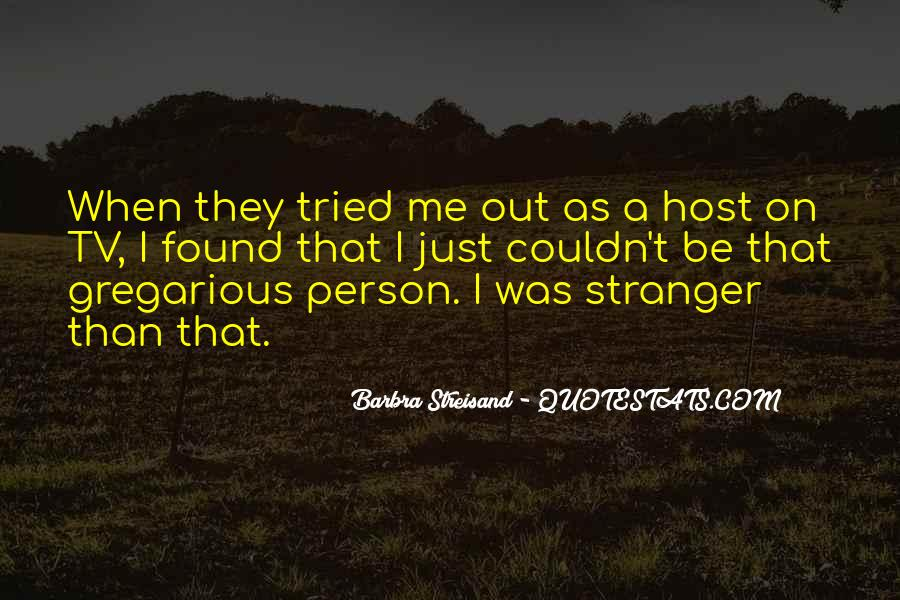 Barbra Streisand The Way We Were Quotes #347600