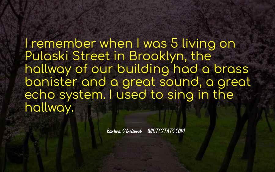 Barbra Streisand The Way We Were Quotes #349820