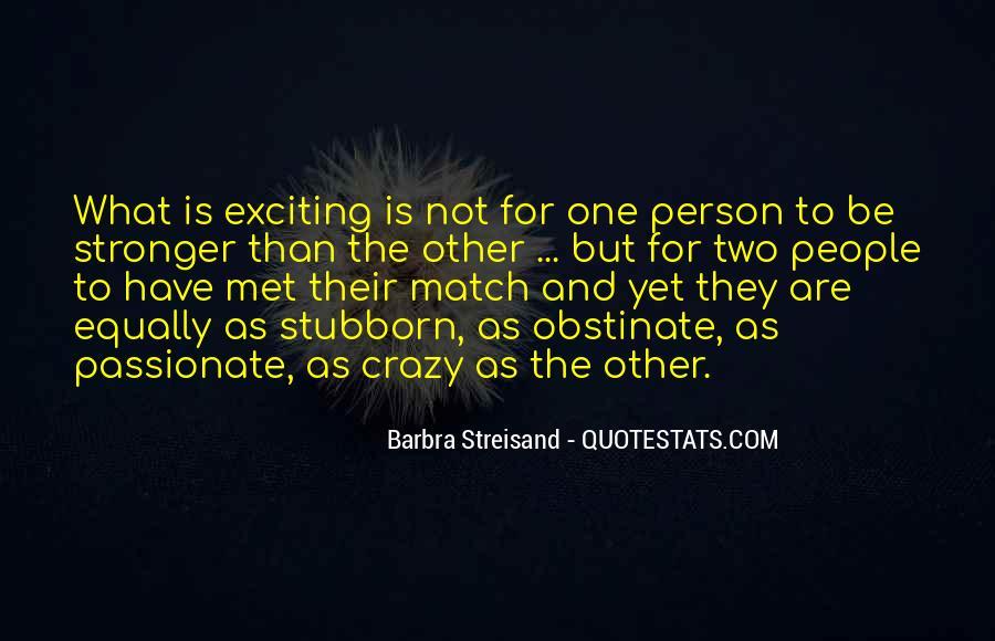 Barbra Streisand The Way We Were Quotes #495256