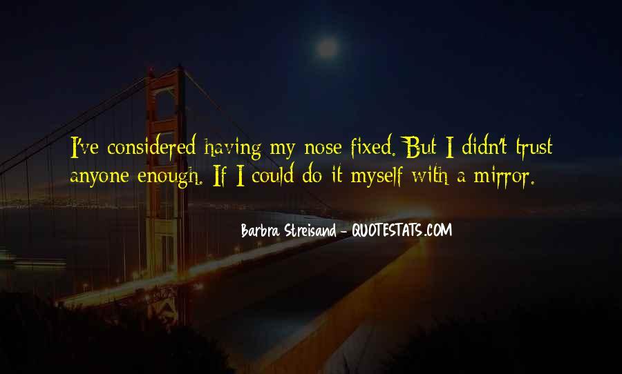 Barbra Streisand The Way We Were Quotes #519626