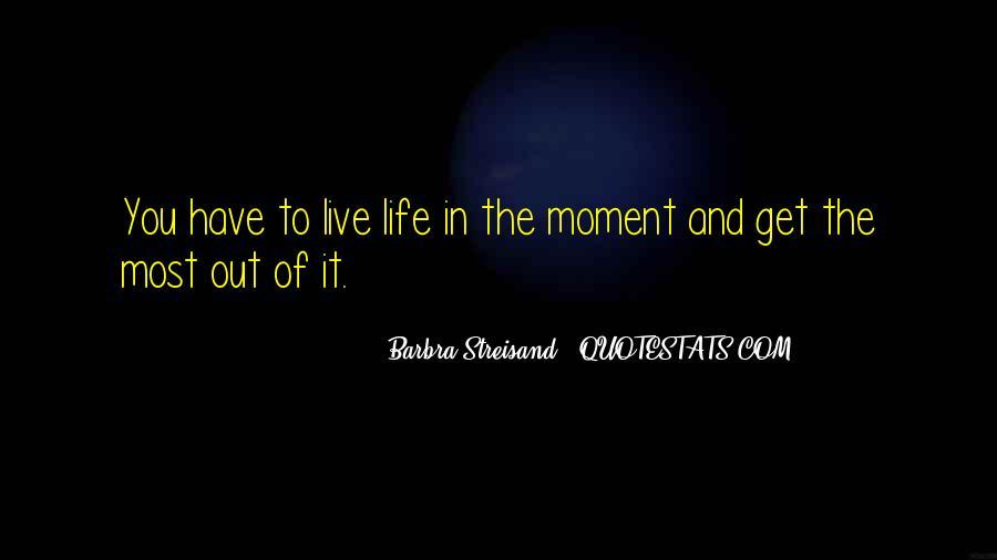 Barbra Streisand The Way We Were Quotes #531220
