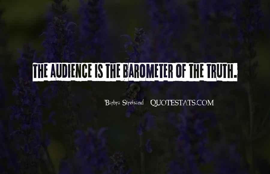 Barbra Streisand The Way We Were Quotes #599337