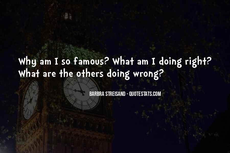Barbra Streisand The Way We Were Quotes #673819