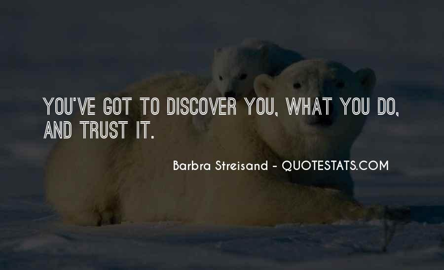 Barbra Streisand The Way We Were Quotes #686771
