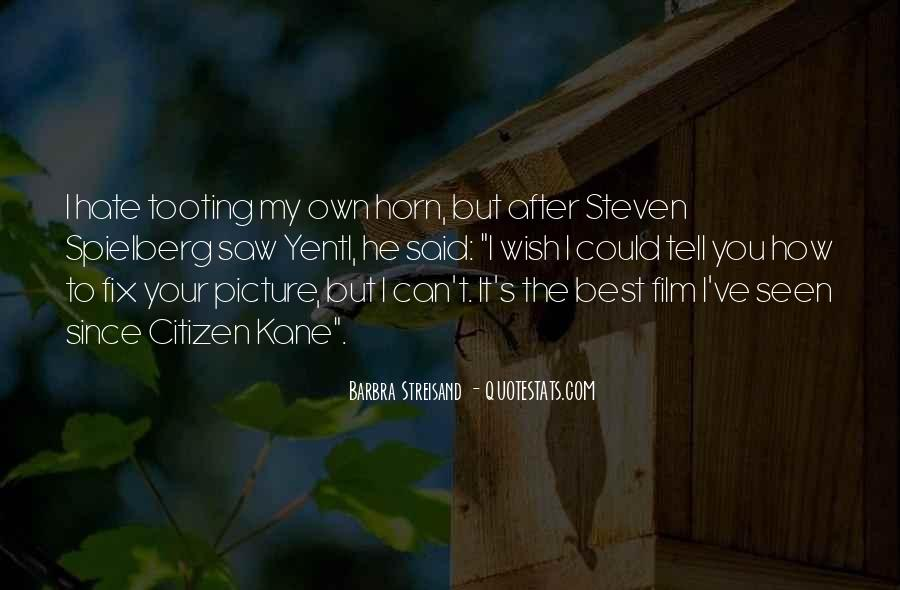 Barbra Streisand The Way We Were Quotes #743585