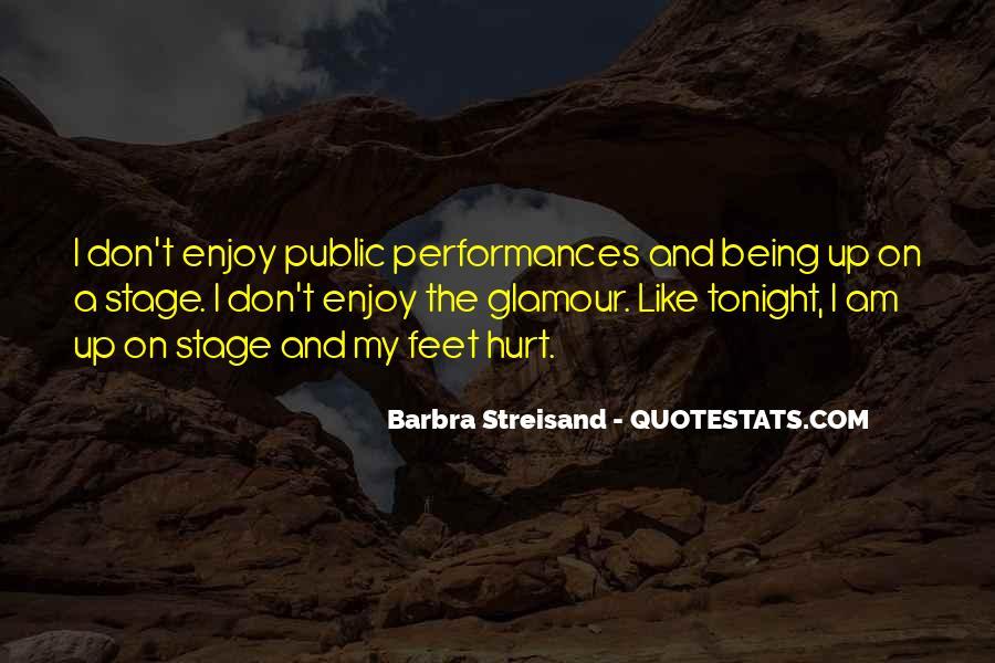 Barbra Streisand The Way We Were Quotes #766006