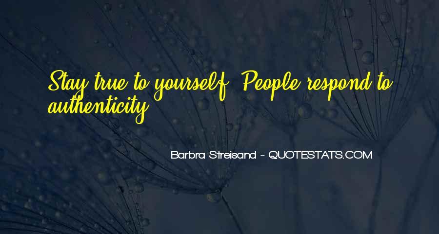 Barbra Streisand The Way We Were Quotes #95638