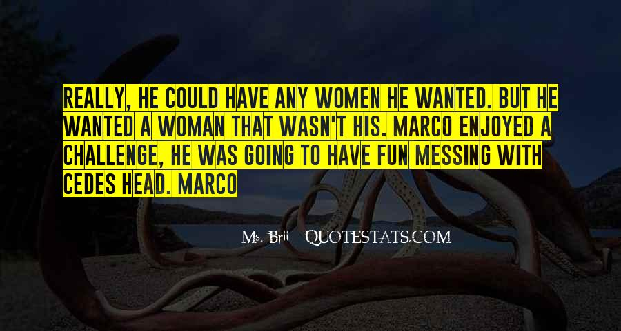 Quotes About Messing With My Head #125927