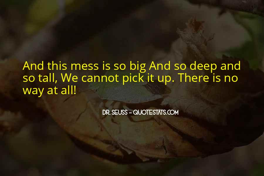 Quotes About Messies #298249