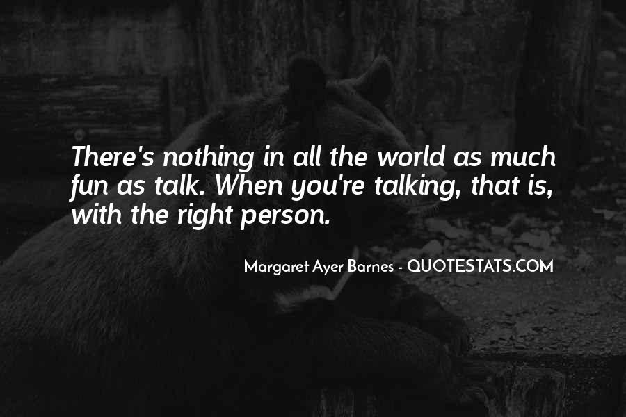 Barnes Quotes #100712
